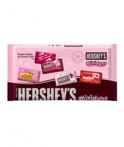 Hershey's Miniatures