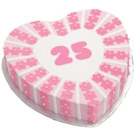 Linked Forever Cake