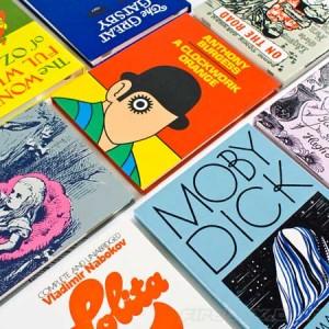Literary iPad Cases