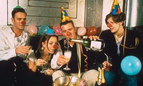 Effortless Parties
