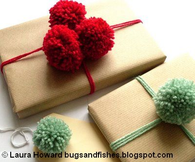 Pompom Decorations
