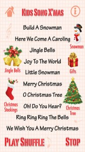 Kids Song X'mas