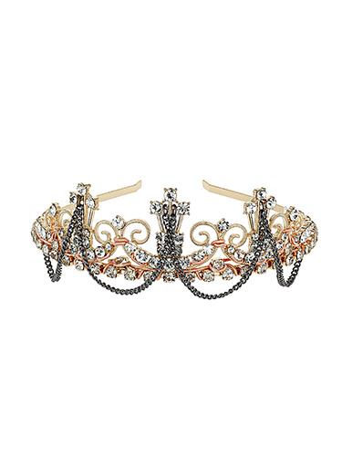 Crowned best tressed