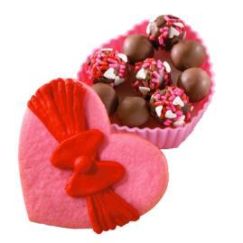 Truffle Treasure Box Candy