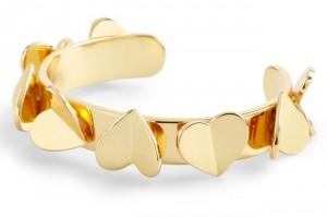 C. Wonder Hearts cuff bracelet,