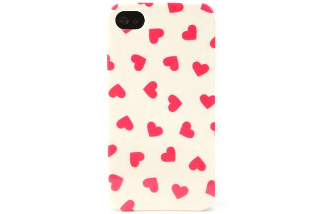 Urban Outfitters Hearts iPhone case